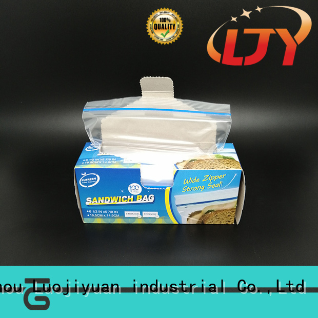 Fufresh Custom plastic sandwich bags for business for sandwich