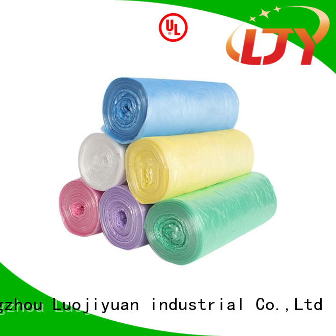 Fufresh Latest garbage bags manufacturer company for trash
