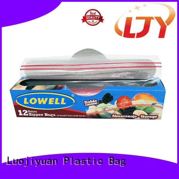New gallon ziploc bags food company for food