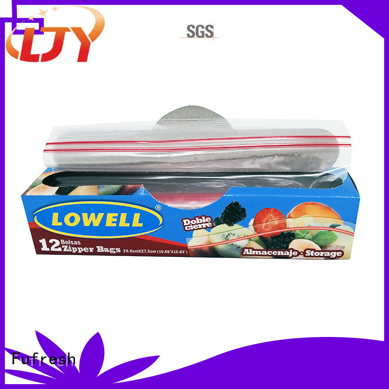 High-quality gallon ziploc bags food manufacturers for stationeries