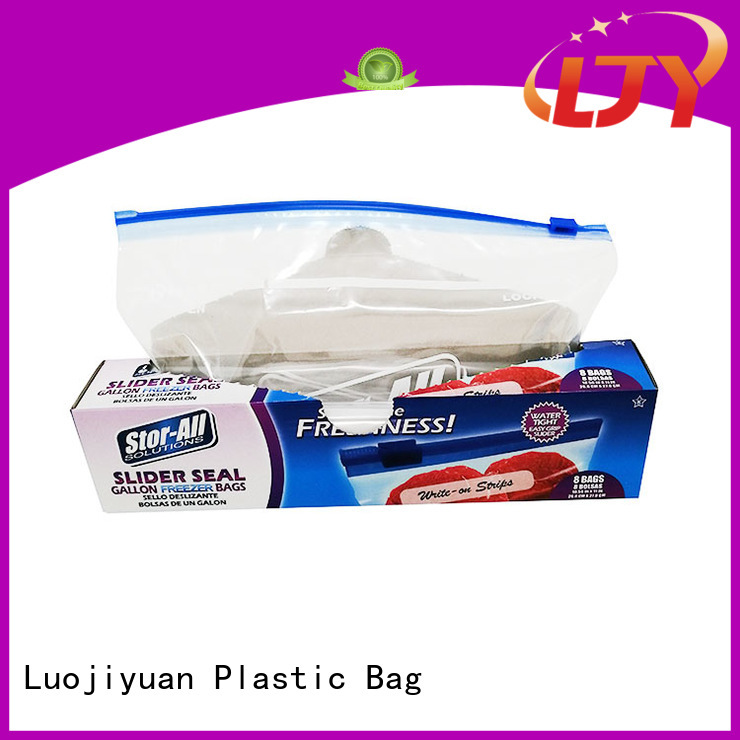 Fufresh Latest Slider Bags Suppliers for clothes