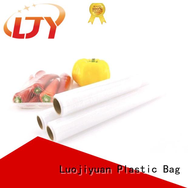 Fufresh food cling film manufacturer Supply for food