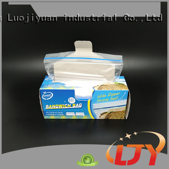 Custom Sandwich Bags seal manufacturers for sandwich