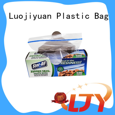 Fufresh Top quart zipper bag Suppliers for medical