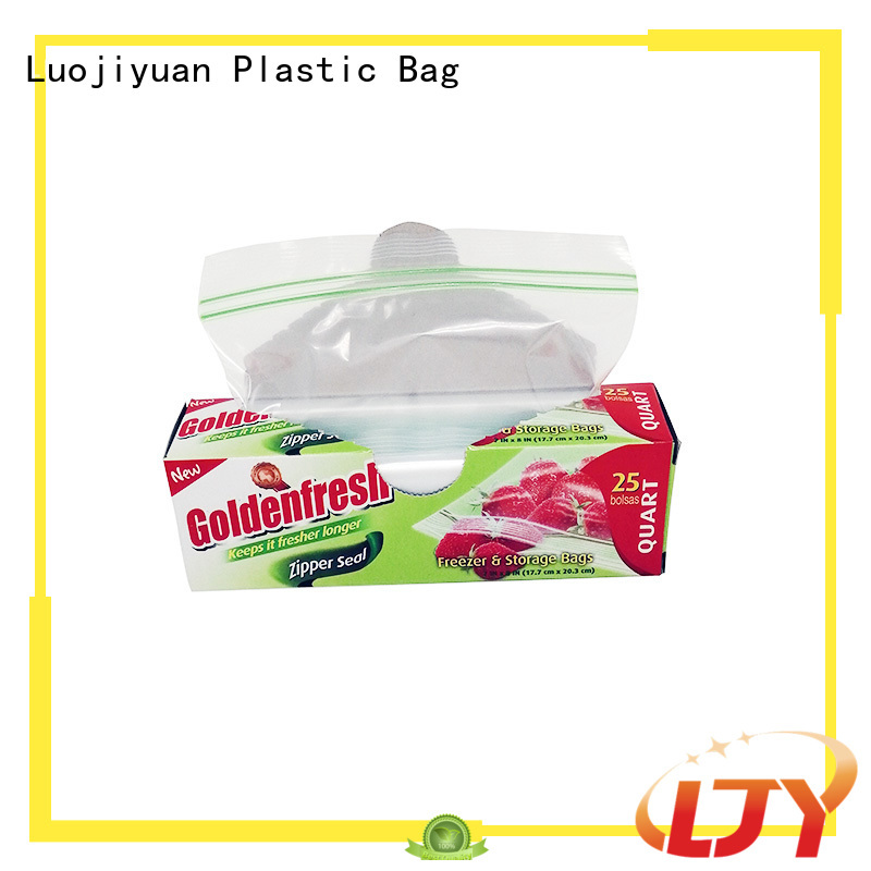 Fufresh Wholesale quart bags Suppliers for jewels