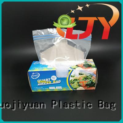 Custom quart size plastic bag pe Suppliers for jewels