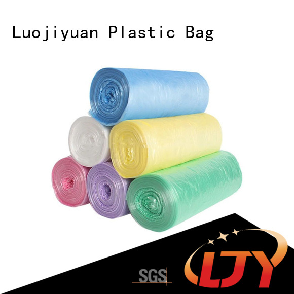 Fufresh Latest garbage bags manufacturer factory for trash